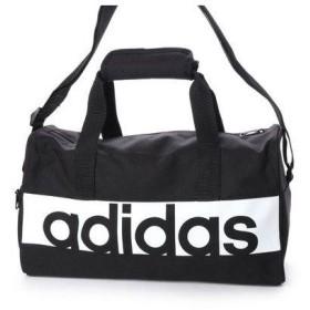 アディダス adidas ダッフルバッグ リニアロゴチームバッグXS S99950 488 (ブラック)