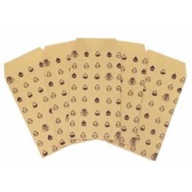 チップ&デール ぽち袋 和紙 ポチ袋 5枚セットディズニー キャラクターグッズ通販 メール便可
