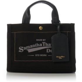 サマンサタバサデラックス STD WORK to te 小 レディース ブラック FREE 【Samantha Thavasa Deluxe】