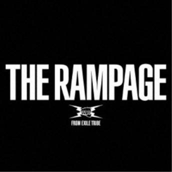 送料無料 THE RAMPAGE from EXILE TRIBE/THE RAMPAGE 【CD+DVD】