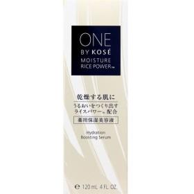 コーセー ONE BY KOSE 薬用保湿美容液 ラージサイズ(付替え用) 120ml (医薬部外品)