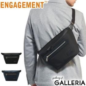 ENGAGEMENT エンゲージメント WAIST BAG ナイロン EGWB-001