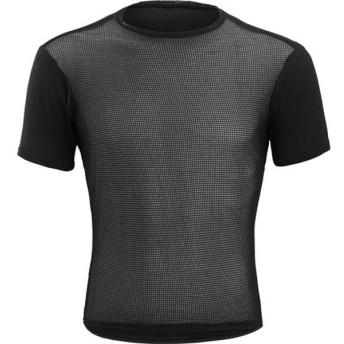 シースリーフィット C3FIT PPスキンハイブリッドアンダーハーフスリーブ(メンズ) [カラー:ブラック] [サイズ:L] #3F85101-K