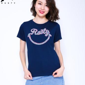RUSTY レディース Tシャツ