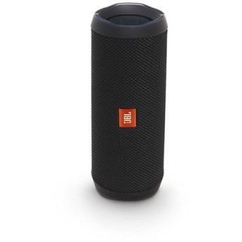 【中古】JBL ウォータープルーフ対応Bluetoothスピーカー FLIP4 Black JBLFLIP4BLK 未使用