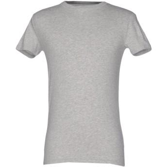 《セール開催中》DSQUARED2 メンズ アンダーTシャツ グレー XXS コットン 92% / ポリウレタン 8%