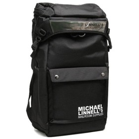 「P10%還元 10/13 20~24時マデ」 マイケルリンネル メンズ リュック MICHAEL LINNELL ML-013 約34L カモ