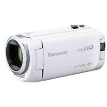 Panasonic(パナソニック) HC-W585M-W SD対応 64GBメモリー内蔵フルハイビジョンビデオカメラ(ホワイト)