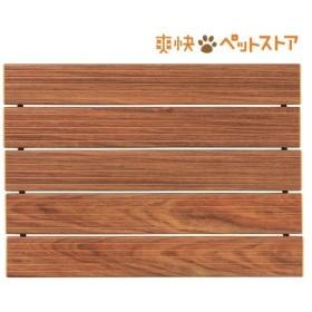 ハチ クールアルミすのこ 木調 M ( 1枚入 )/ ハチ(hachi)