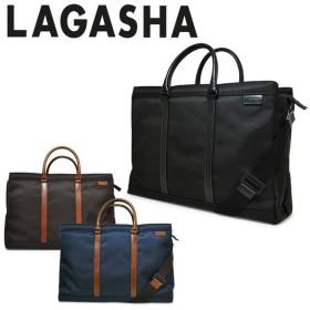 ラガシャ LAGASHA OFFICE ブリーフケース 7145 MOVE ムーヴ 日本製 トートバッグ ビジネスバッグ 出張バッグ メンズ 軽量 高耐久性 2way PC対応 B4 [PO10]