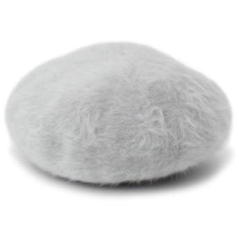 ベレー帽 - OPAQUE. CLIP ヘアリーベレー帽
