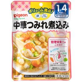 ピジョンベビーフード 1食分の鉄Ca 中華つみれ煮込み (120g)
