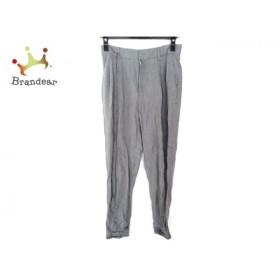 ルシェルブルー LE CIEL BLEU パンツ サイズ38 M レディース グレー         スペシャル特価 20190505