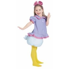 子供 デイジー Tod 80-100cm対応 女の子 ディズニープリンセス キャラクター ハロウィン 衣装 公式ライセンス 親