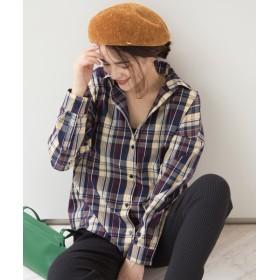 シャツ - AG by aquagirl 【洗える】【3WAY】ブロードシャツ