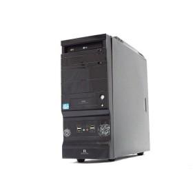 【中古】 自作 デスクトップ パソコン PC i7 2700K 3.5GHz 12GB SSD128GB HDD1.5TB OS無 HD5670 H67H2 T3299244