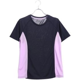 イグニオ IGNIO レディース 半袖機能Tシャツ ゆったりサイズ IG-9A21568TSY ク