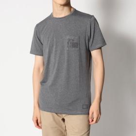 オニール O'NEILL メンズ UVTシャツ (GRY)