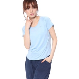 ティゴラ TIGORA レディース フィットネス 半袖 Tシャツ TR-3F2038TS