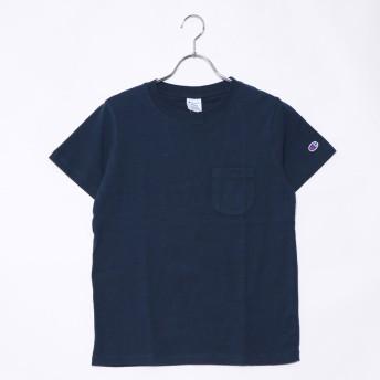 チャンピオン Champion レディース 半袖Tシャツ POCKET T-SHIRT CW-M321