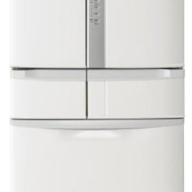 R-F48M3-W 冷蔵庫 日立冷凍冷蔵庫(家庭用) パールホワイト [6ドア /観音開きタイプ /475L]