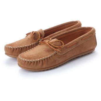 ミネトンカ Minnetonka CLASSIC Moccasin Shoes (トープ)