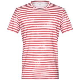 《セール開催中》MAJESTIC FILATURES メンズ T シャツ レッド M コットン 100%
