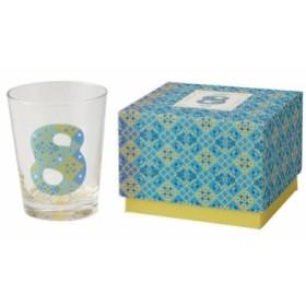 取寄品 ギフトパッケージ タンブラー ナンバーズ グラス 8 MADE IN JAPAN 日本製新生活 引越しお祝い ギフト雑貨通販
