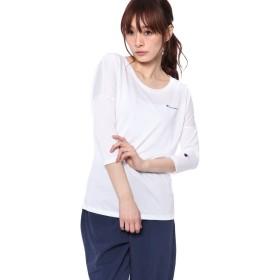 Champion 半袖機能Tシャツ C VAPOR 4/5 SLEEVE T-SHIRT CW-MS406