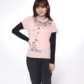 ディズニー Disney レディース 長袖Tシャツ DN-9C27008TLTM