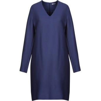 《セール開催中》CACHAREL レディース ミニワンピース&ドレス ブルー 36 ウール 100%