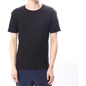 キスマーク kissmark メンズ 半袖 Tシャツ KM-9A028リブ