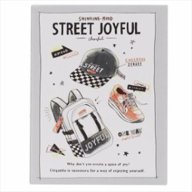 スクールガール メモ帳 ミニミニメモ STREET JOYFUL ステーショナリーグッズ通販 メール便可
