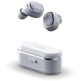 フルワイヤレスイヤホン ホワイト YEVO-AIR-WHITE [リモコン・マイク対応 /ワイヤレス(左右分離) /Bluetooth]