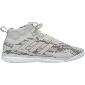 《セール開催中》ADIDAS メンズ スニーカー&テニスシューズ(ローカット) ベージュ 11 紡績繊維 ゴム 伸縮繊維