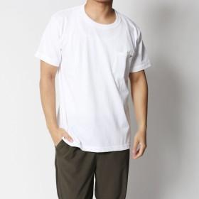 イーブス サプライ YEVS supply ★刺繍 USA Tee (ホワイト)
