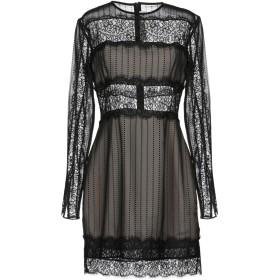 《セール開催中》KEEPSAKE レディース ミニワンピース&ドレス ブラック XS レーヨン 100%