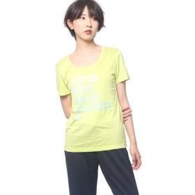 ディズニー Disney レディース フィットネス 半袖Tシャツ DN-3F26007TSMK