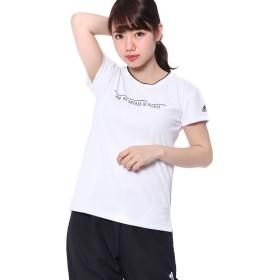 アディダス adidas レディース 半袖機能Tシャツ W24/7ワーディングS/STee2 CX4507