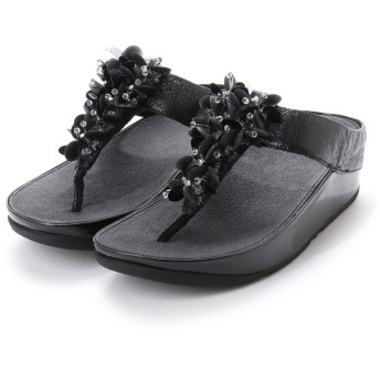 フィットフロップ FitFlop BOOGALOO TOE POST (Black)