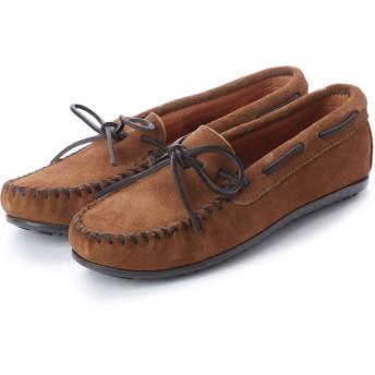 ミネトンカ Minnetonka CLASSIC Moccasin Shoes (ブラウン)