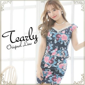 69a6031c68aae ドレス - Tearly キャバドレス ドレス キャバ パーティードレス 大きいサイズ ワンピース パーティー セクシードレス タイト