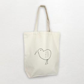 【再販】キウイ キャンバス トートバッグ -Mサイズ-