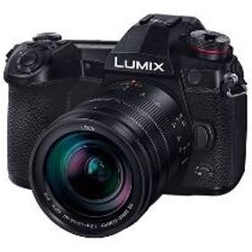 【パナソニック】 小型一眼カメラ 1本レンズキット(標準ズーム) 4K LUMIX(ルミックス) DC-G9L-K デジタル一眼カメラ