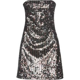 《期間限定セール開催中!》SISTE' S レディース ミニワンピース&ドレス ターコイズブルー XS ポリエステル 100%