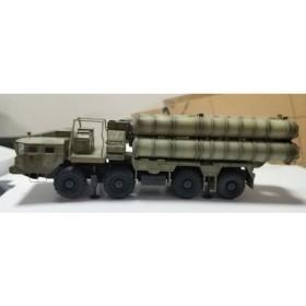 1/72 S-300PMU1/PMU2 (SA-20 グランブル) 5P85SE ミサイルランチャー[モデルコレクト]《08月予約※暫定》