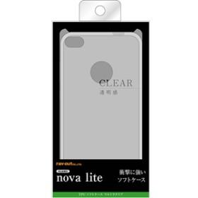 【レイアウト】 HUAWEI nova lite用ケース RT-HWNLTC3/CM スマートフォン用ケース