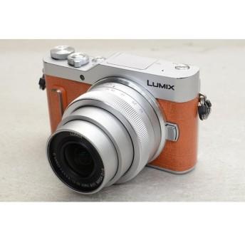 [中古] デジタル一眼カメラ LUMIX GF10 ダブルレンズキット オレンジ