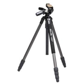 【スリック】 三脚 ライトカーボン E84H カメラ用三脚