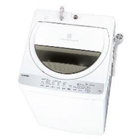 【東芝】 全自動洗濯機 AW-7G6(W) 全自動7-7.9kg